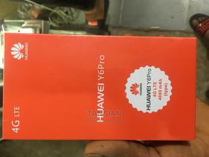 New Huawei Y6 Pro 32 GB Black | Mobile Phones for sale in Lagos State, Ikeja