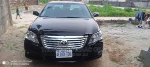 Toyota Avalon 2008 Black   Cars for sale in Delta State, Uvwie
