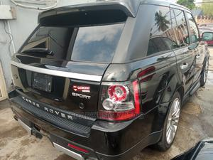 Land Rover Range Rover Sport 2007 Black | Cars for sale in Lagos State, Ikeja