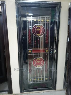 3ft Marble Glass Doors   Doors for sale in Lagos State, Orile