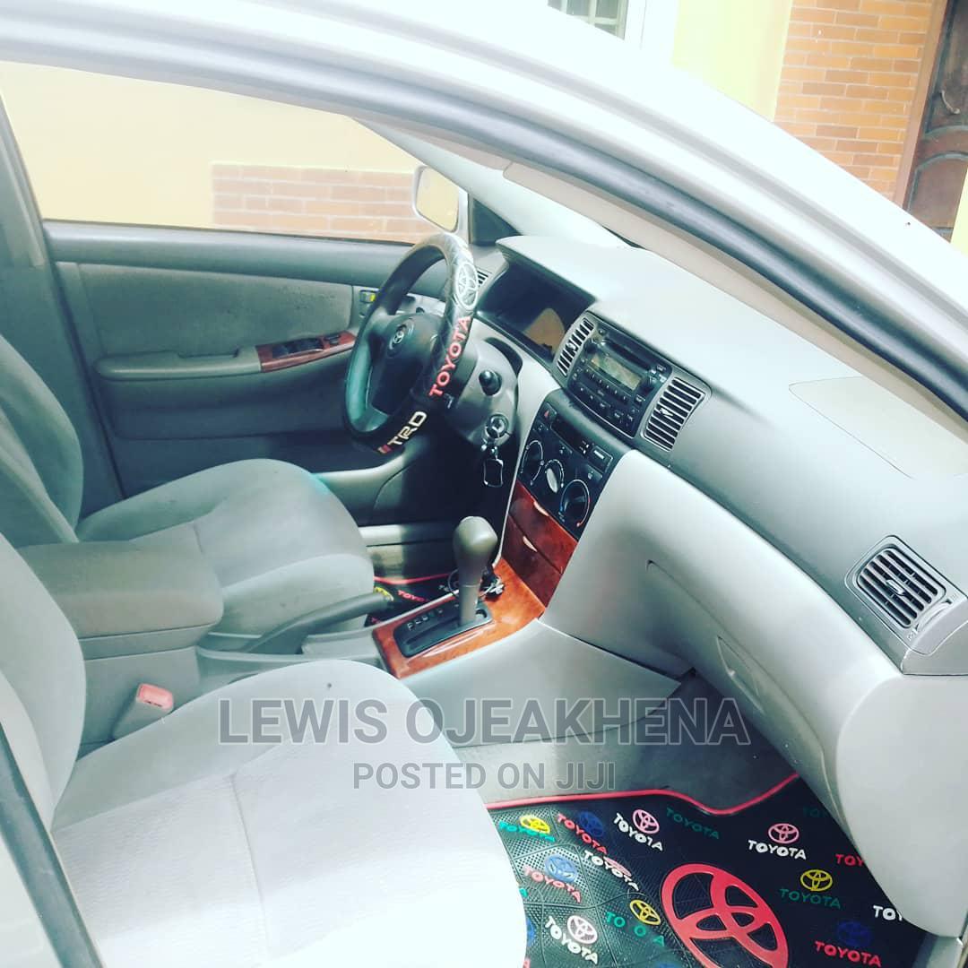 Toyota Corolla 2007 1.8 VVTL-i TS Compressor Gray | Cars for sale in Lagos Island (Eko), Lagos State, Nigeria