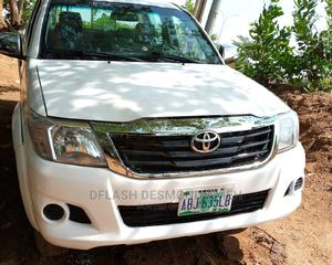 Toyota Hilux 2014 SR 4x4 White | Cars for sale in Abuja (FCT) State, Lokogoma