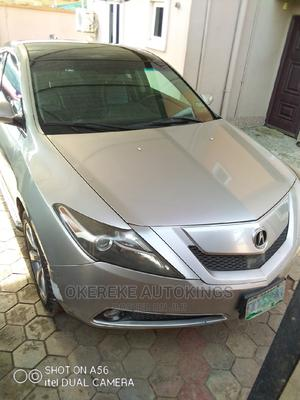 Acura ZDX 2011 Base AWD Silver | Cars for sale in Lagos State, Apapa