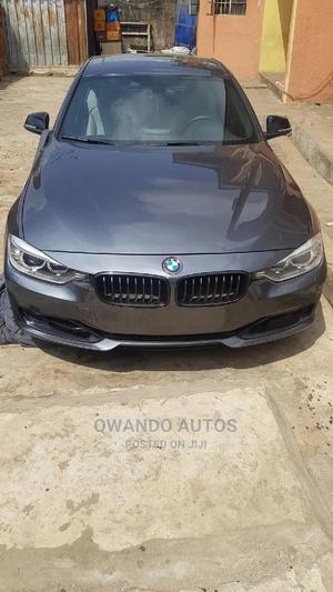 BMW 335i 2013 Gray | Cars for sale in Lagos State, Mushin