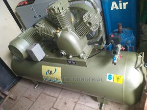 Air Compressor (10hp/300l/10 Too 15 Bar) | Vehicle Parts & Accessories for sale in Lagos State, Ojo