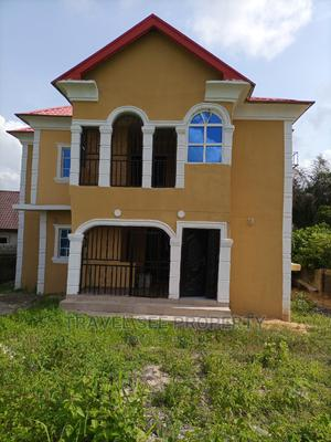 2 Bathroom Flat for Rent Just 2 People in Compund | Houses & Apartments For Rent for sale in Ibeju, Ibeju-Agbe