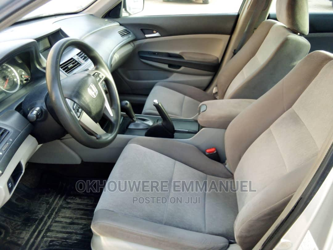 Honda Accord 2008 2.0 Comfort Silver | Cars for sale in Zaria, Kaduna State, Nigeria