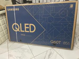 Samsung Qled Smart Tv Q60T in 85inches | TV & DVD Equipment for sale in Lagos State, Ikeja