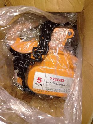 5 Ton Chain Block | Manufacturing Equipment for sale in Lagos State, Lagos Island (Eko)