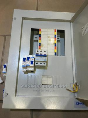 Chint D6 3phase Distribution Board   Electrical Equipment for sale in Lagos State, Ojo