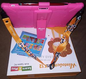 New Kid Wintouch K12 16 GB Pink Tablet   Toys for sale in Lagos State, Ikeja