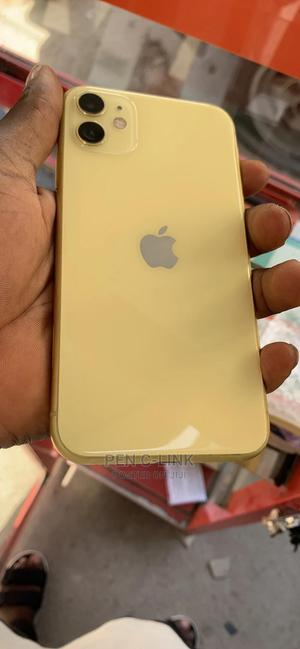 Apple iPhone 11 64 GB Yellow   Mobile Phones for sale in Lagos State, Ikeja