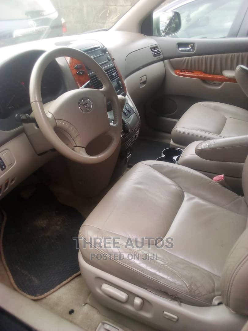 Toyota Sienna 2006 XLE AWD Green | Cars for sale in Ikeja, Lagos State, Nigeria