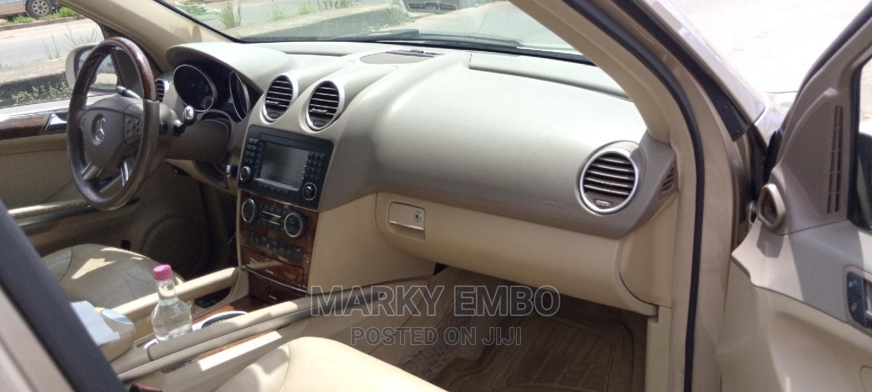 Archive: Mercedes-Benz M Class 2008 ML 320 CDI 4Matic Gold