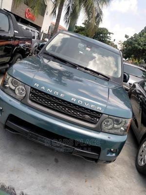 Land Rover Range Rover Sport 2012 Green | Cars for sale in Lagos State, Lekki