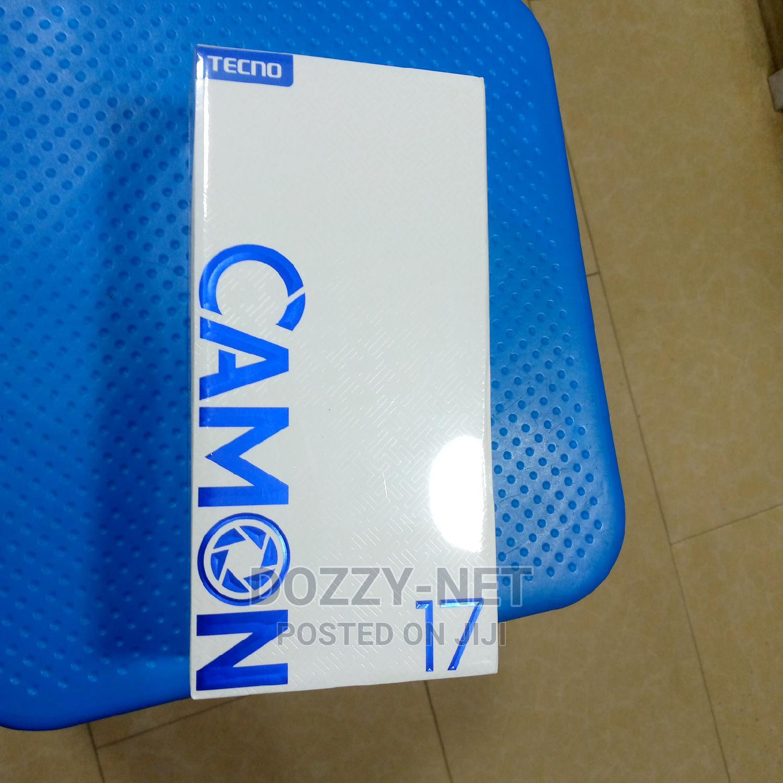 New Tecno Camon 17 128 GB Other