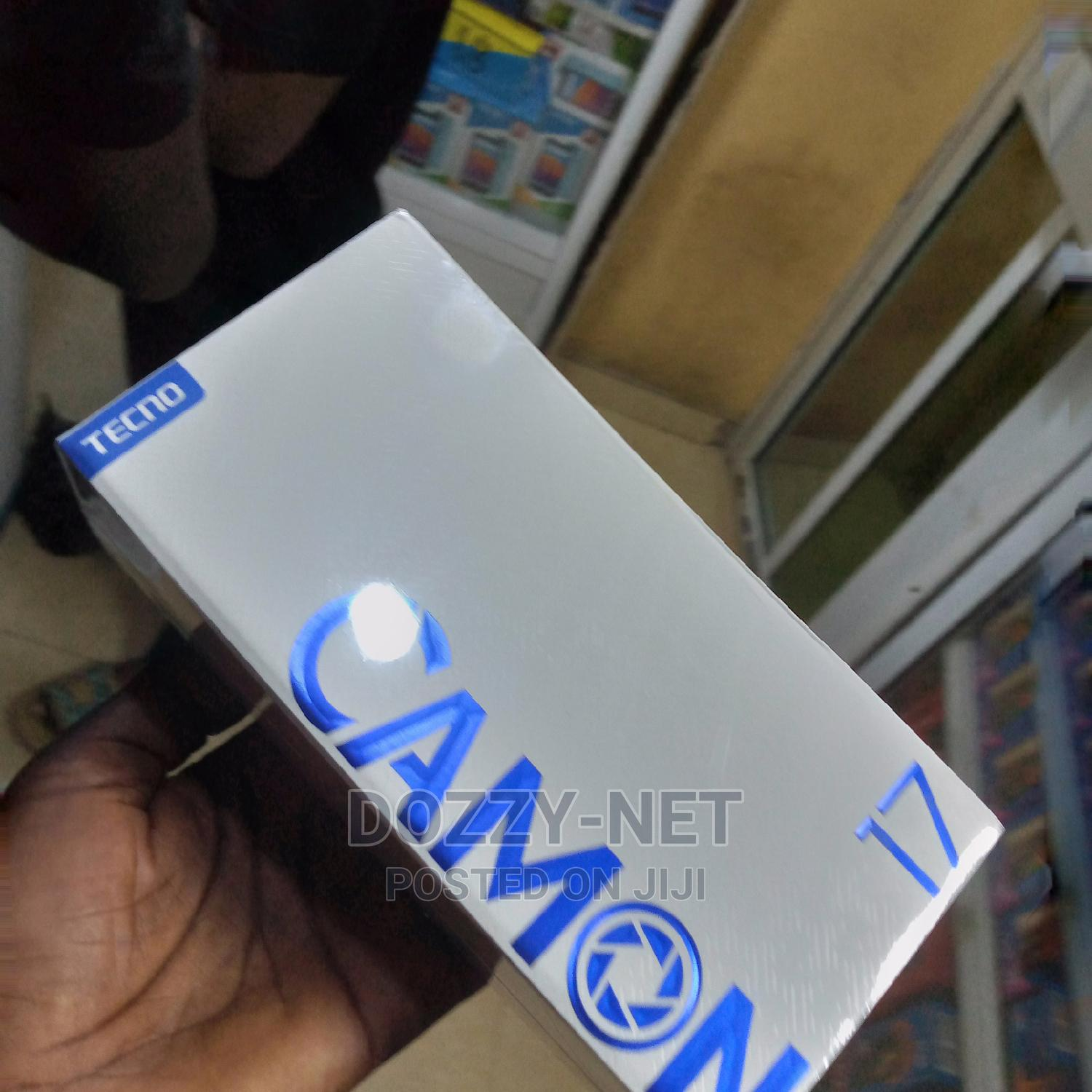 New Tecno Camon 17 128 GB Other   Mobile Phones for sale in Ikeja, Lagos State, Nigeria