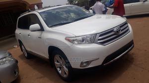 Toyota Highlander 2012 Limited White | Cars for sale in Kaduna State, Kaduna / Kaduna State