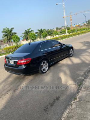Mercedes-Benz E350 2010 Black | Cars for sale in Abuja (FCT) State, Kubwa