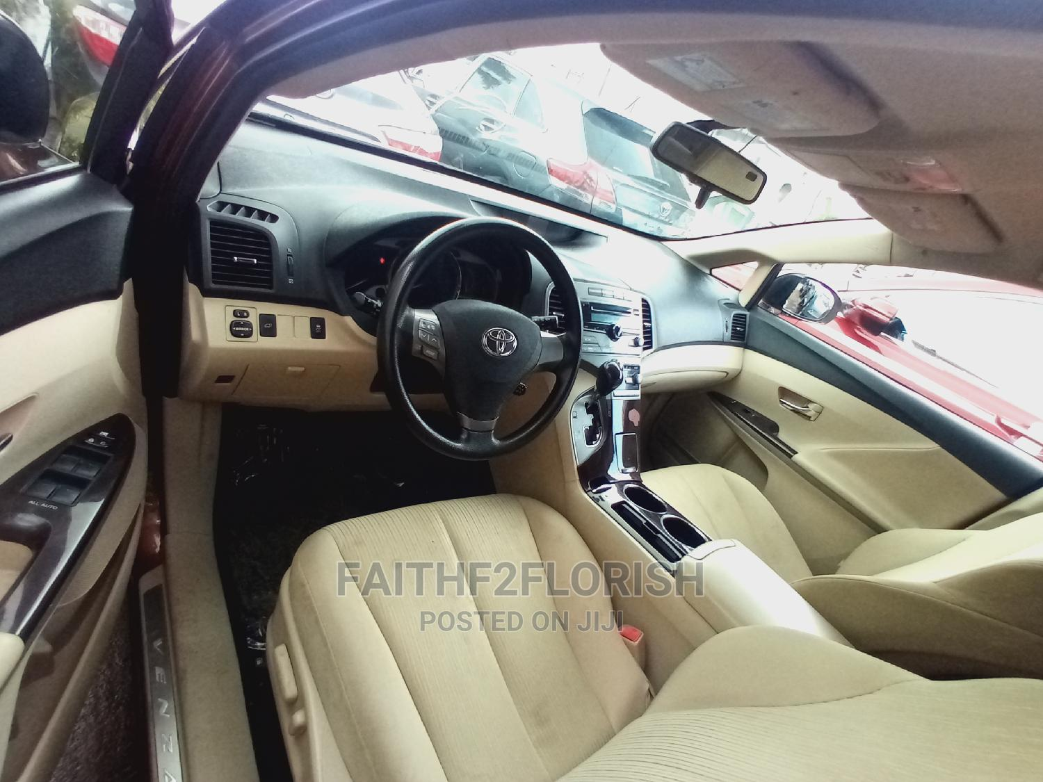 Toyota Venza 2010 AWD Brown   Cars for sale in Ikeja, Lagos State, Nigeria
