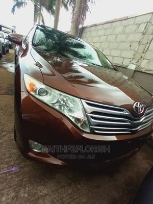 Toyota Venza 2010 AWD Brown | Cars for sale in Lagos State, Ikeja