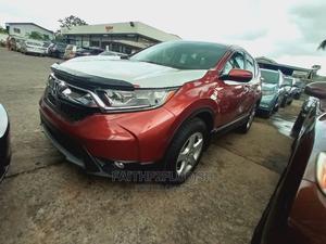 Honda CR-V 2017 Orange | Cars for sale in Lagos State, Ikeja