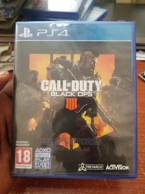 Call of Duty Black Ops IV | Video Games for sale in Lagos State, Ikeja