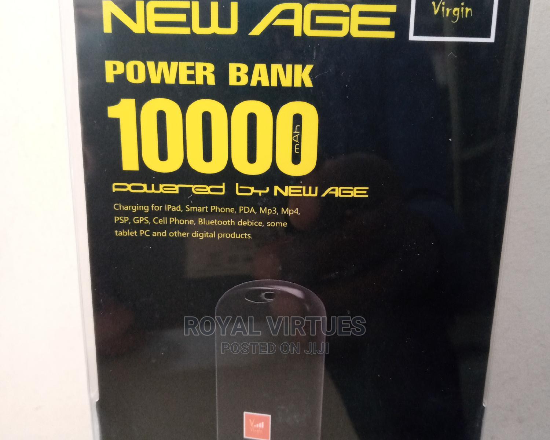 NEW AGE 10000 Mah Power Bank