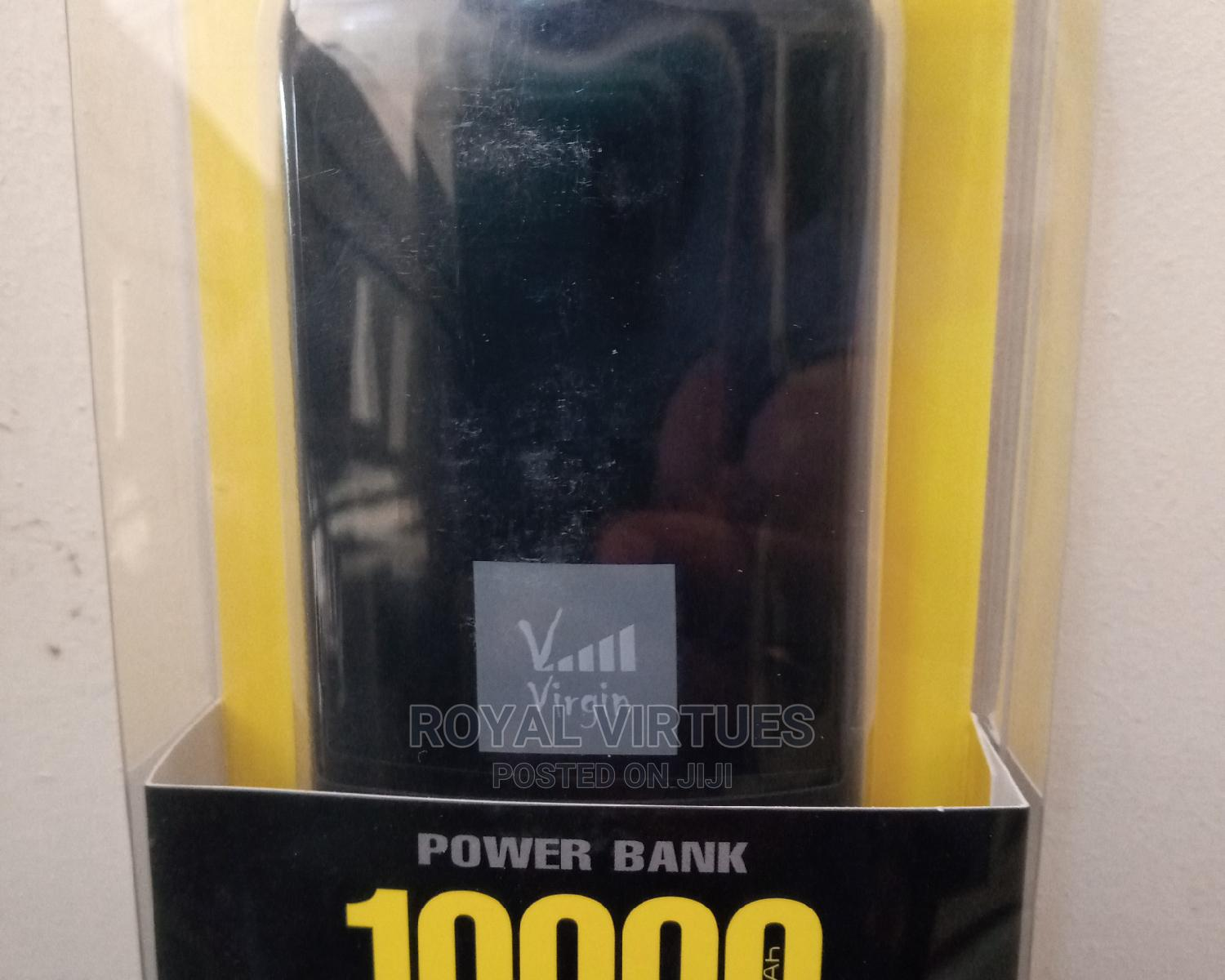 NEW AGE 10000 Mah Power Bank | Accessories for Mobile Phones & Tablets for sale in Gwarinpa, Abuja (FCT) State, Nigeria