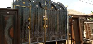 Top Arc Special Design Gates for Sales. Size: 12ft by 8ft   Doors for sale in Lagos State, Alimosho