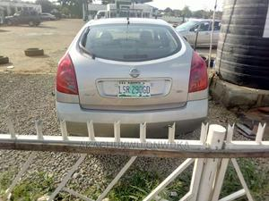 Nissan Primera 2002 Silver | Cars for sale in Abuja (FCT) State, Gwagwalada