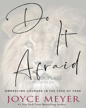 Do It Afraid by Joyce Meyer | Books & Games for sale in Lagos State, Oshodi