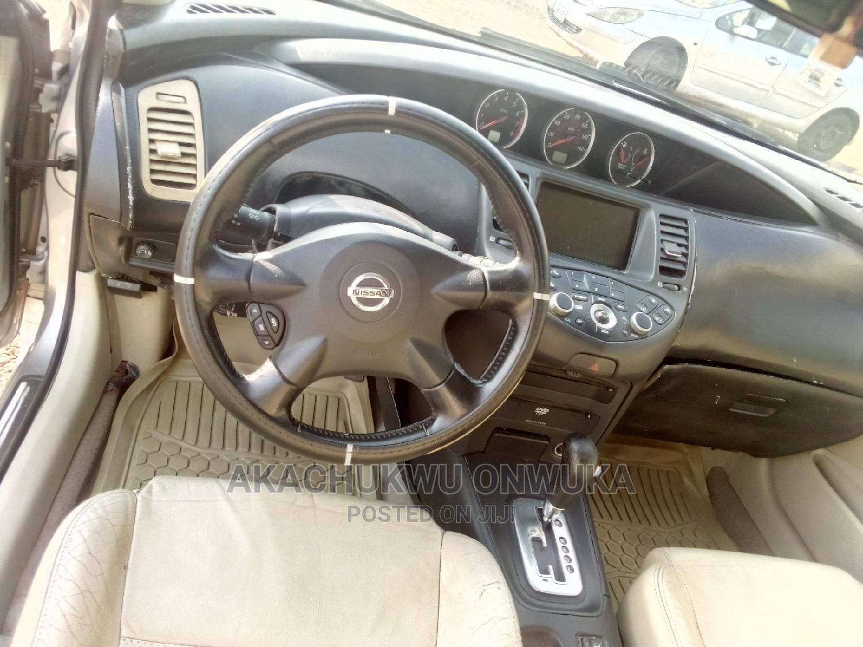 Archive: Nissan Primera 2002 Silver