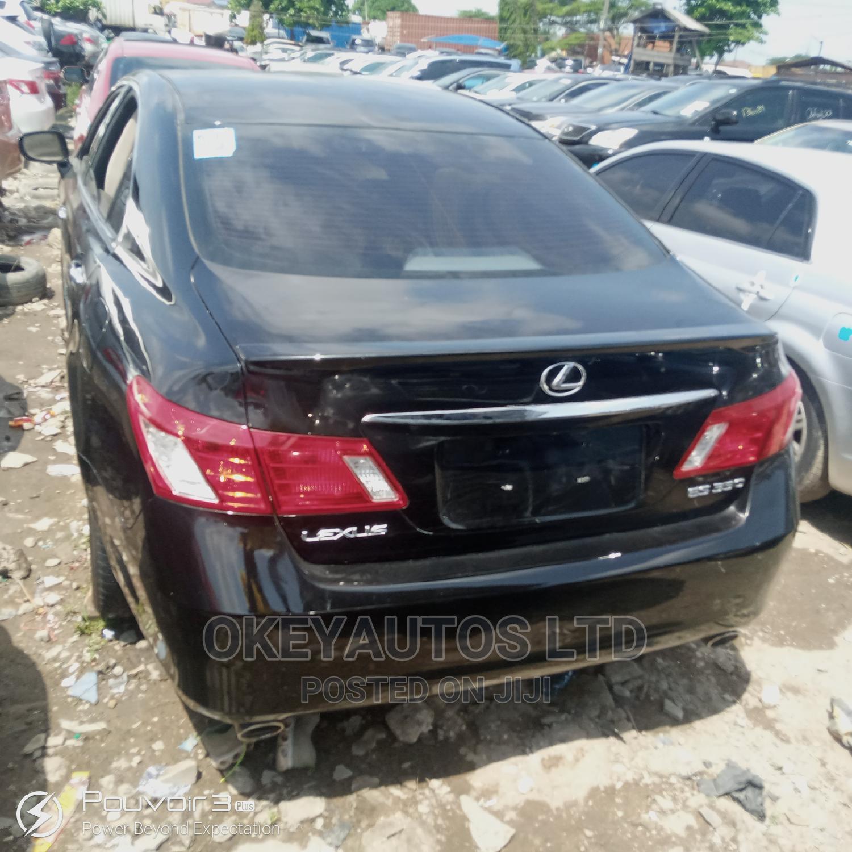 Lexus ES 2008 350 Blue   Cars for sale in Apapa, Lagos State, Nigeria