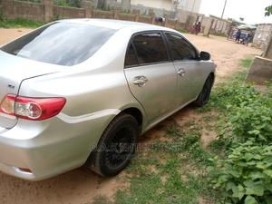 Toyota Corolla 2010 Silver | Cars for sale in Abuja (FCT) State, Wuse 2