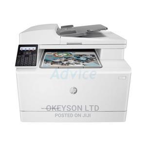 Hp Laserjet Pro MFP M182n Printer. | Printers & Scanners for sale in Lagos State, Ikeja