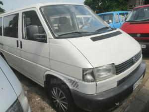 Volkswagen Transporter 2005 White Tiger Face | Buses & Microbuses for sale in Lagos State, Apapa