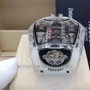 Hublot Ferrari Robber Wacht | Watches for sale in Lagos State, Lagos Island (Eko)