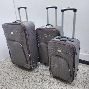 3 Set Good Looking Ash Tengfei Trolley Luggage Box | Bags for sale in Lagos State, Ikeja