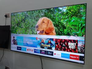 Samsung QE65Q7F | 65 Inch 4K Ultra HD Premium Smart QLED | TV & DVD Equipment for sale in Lagos State, Ojo