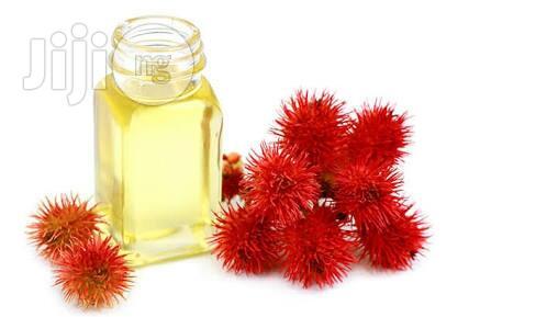 Castor Oil Organic Coldpressed Unrefined Castor Oil