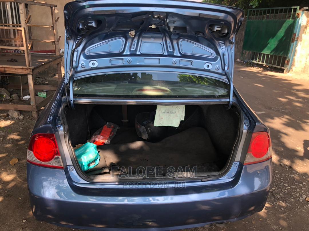 Archive: Honda Civic 2007 1.4 Blue