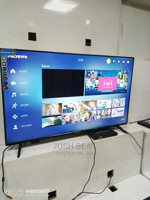 Polystar 55 Inches Led Tv | TV & DVD Equipment for sale in Lagos State, Lekki