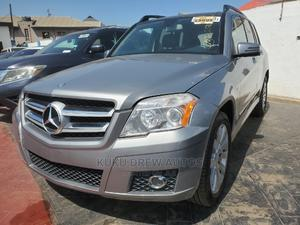 Mercedes-Benz GLK-Class 2012 Gray   Cars for sale in Lagos State, Magodo