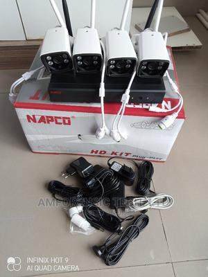 4ch Wireless IP CCTV Camera Kit | Security & Surveillance for sale in Abuja (FCT) State, Wuse 2