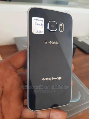 Samsung Galaxy S6 edge 32 GB Gray | Mobile Phones for sale in Edo State, Benin City