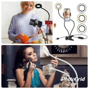 Selfie Ring Light Phone Holder | Accessories for Mobile Phones & Tablets for sale in Lagos State, Lagos Island (Eko)