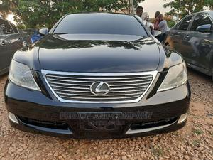 Lexus LS 2008 460 Black | Cars for sale in Abuja (FCT) State, Central Business Dis