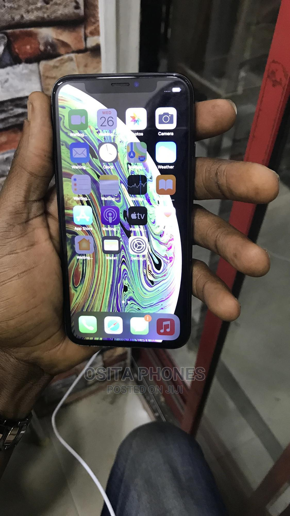 Apple iPhone XS 256 GB Blue | Mobile Phones for sale in Ikeja, Lagos State, Nigeria