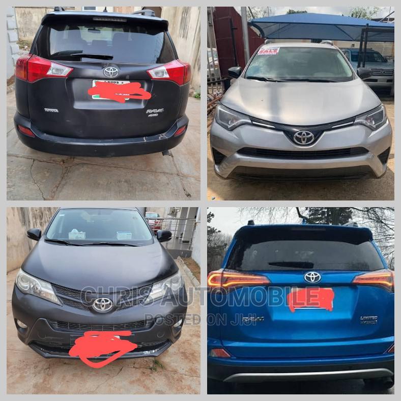 Upgrade Toyota RAV4 2013 to 2018